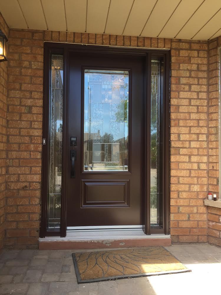 Steel Or Fiberglass Entry Doors On Star Windows Doors